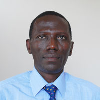 Julius Muange - Swahili Teacher